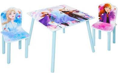 Delta Kids Cars tafel met 2 stoelen jongens Kinderentoday.nl